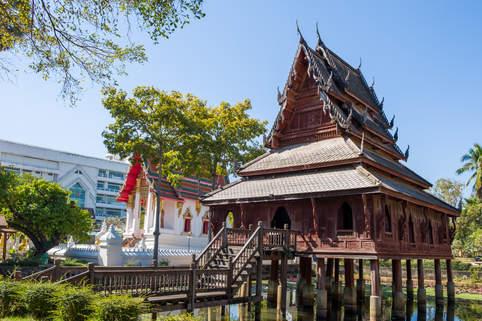 Świątynia Wat Thung Si Muang, Ubon Ratchathani