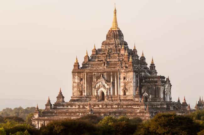 Świątynia Thatbyinnyu, Bagan (Pagan), Birma