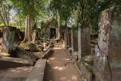 Świątynie Koh Ker