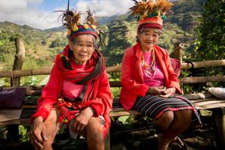 Kobiety Infugao, Filipiny
