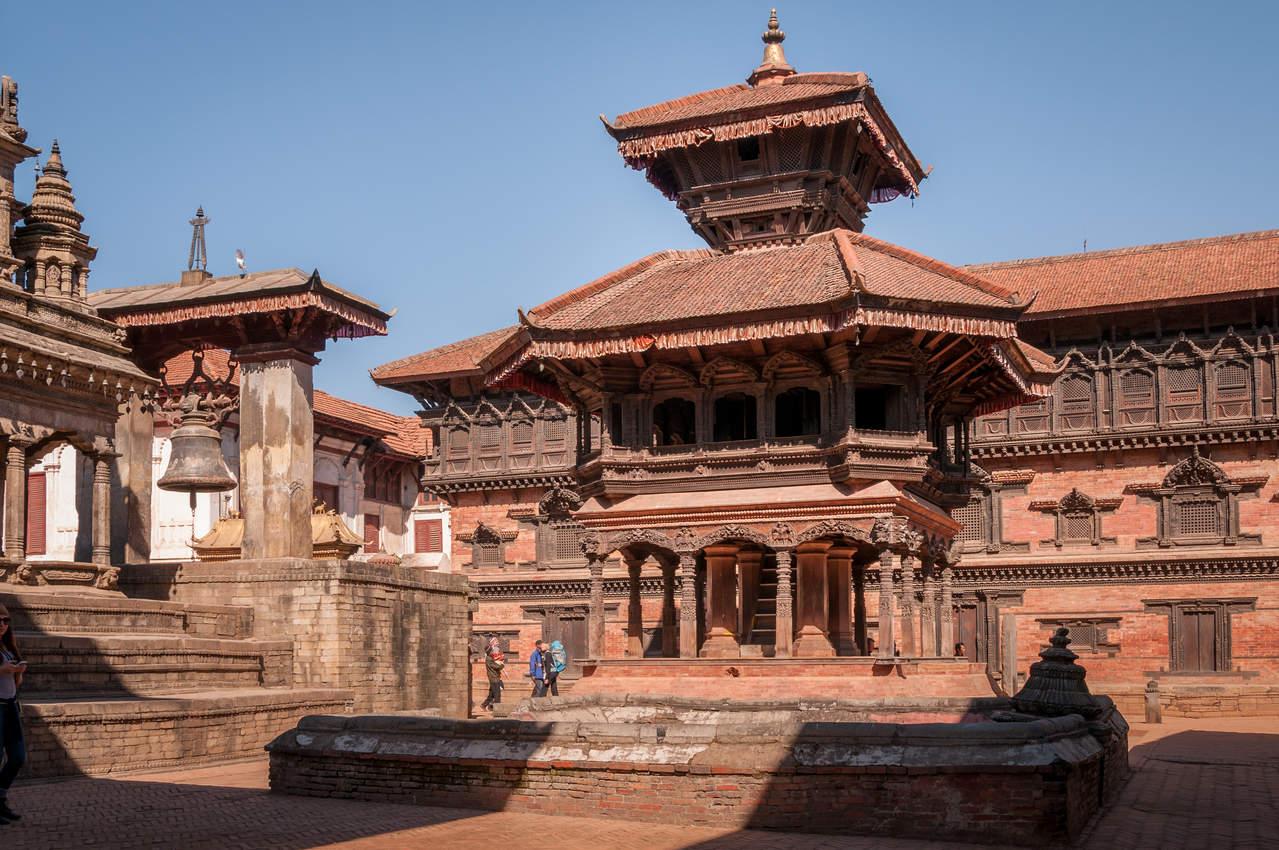 Świątynie, Bhaktapur