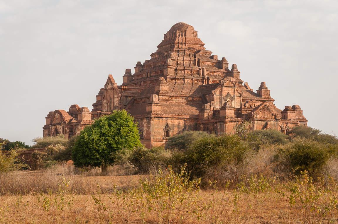 Świątynia Dhammayangyi, Pagan, Myanmar