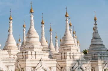Sanda Muni Pagoda, Mandalay, Myanmar (Birma)