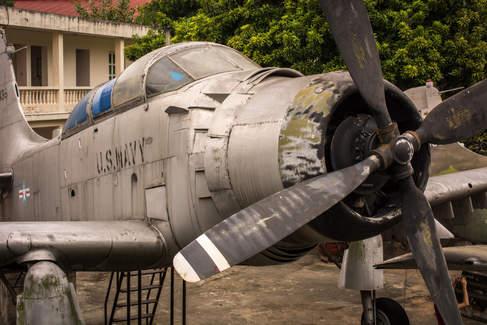 Muzeum Wojny, Hanoi, Wietnam