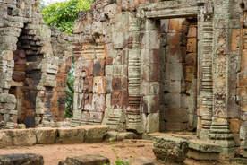 Ruiny Wat Banan, Battambang