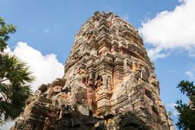 Wieża świątyni Wat Banan, Battambang