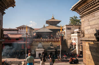 Świątynia Paśupatinath, Kathmandu