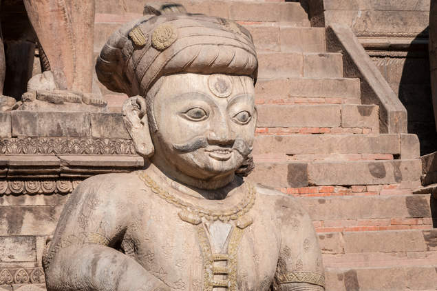 Posąg, Bhaktapur