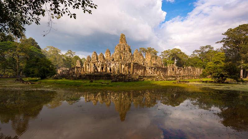 Świątynia Bayon, Kambodża