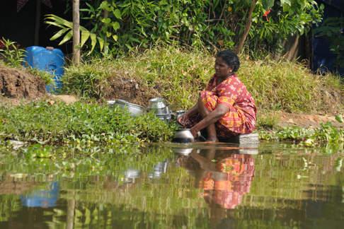 Codzienne prace, Kerala