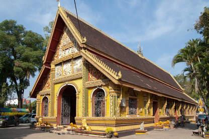 Wat Si Muang, Wientian