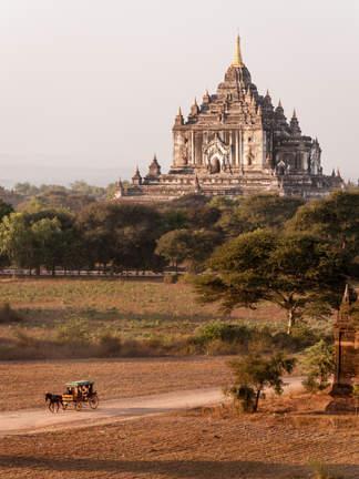 Świątynia Thatbyinnyu, Bagan