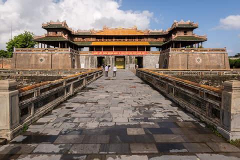 Brama zakazanego miasta w Hue