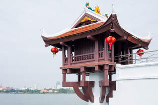 One Pillar Pagoda, Khon Kaen