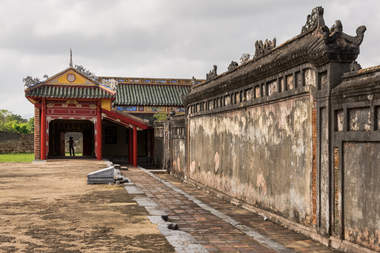 Zabudowania zakazanego miasta, Hue