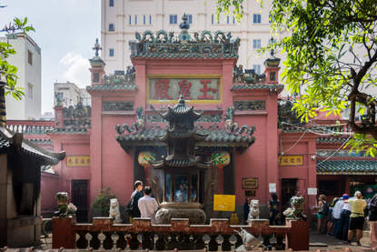 Świątynia, Ho Chi Minh City