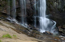 Wodospady, Nuwara Eliya