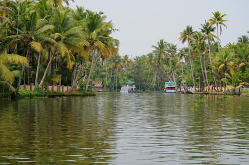 Kanały Kerali