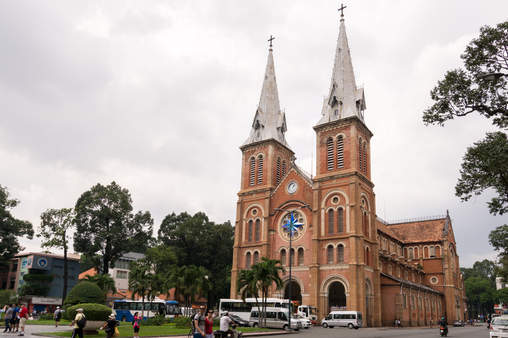 Cathedra Notre-Dame, HCMC