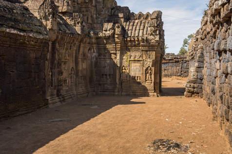 Ruiny Wat Nokor, Kampong Cham