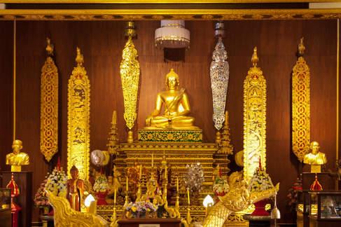 Świątynia w Chiang Rai