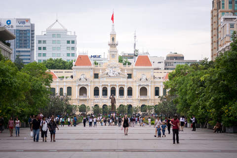 Ratusz, Ho Chi Minh City