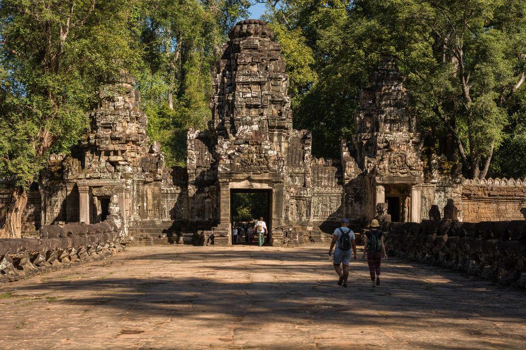 Preah Khan, Kambodża