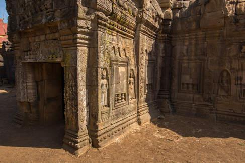 Świątynia Wat Nokor w Kampong Cham