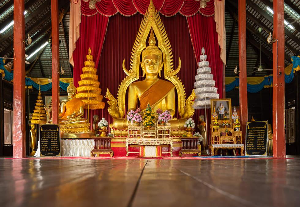 Świątynia, Ubon Ratchathani