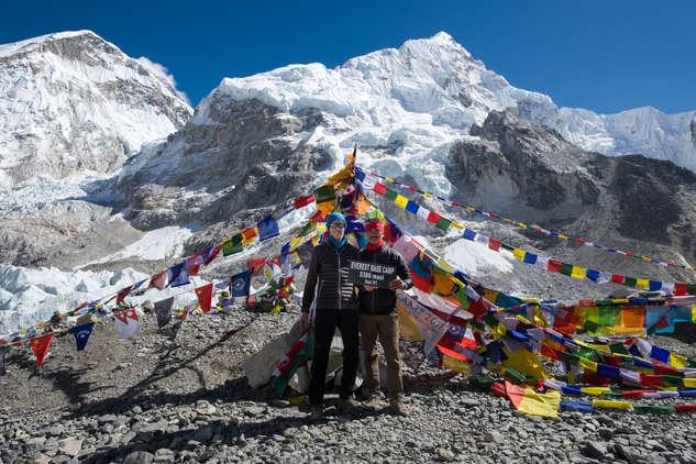 Everest BC - Trzy Przełęcze
