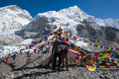 Baza Pod Everestem