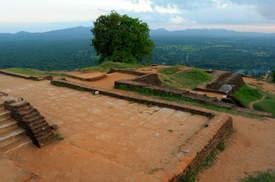 Pałac Kassapy, Sigiriya, Sri Lanka