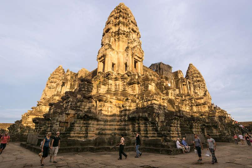 Centralna Wieża Angkor Wat