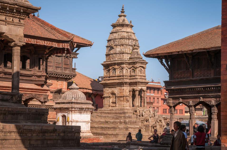 Plac Durbar, Bhaktapu