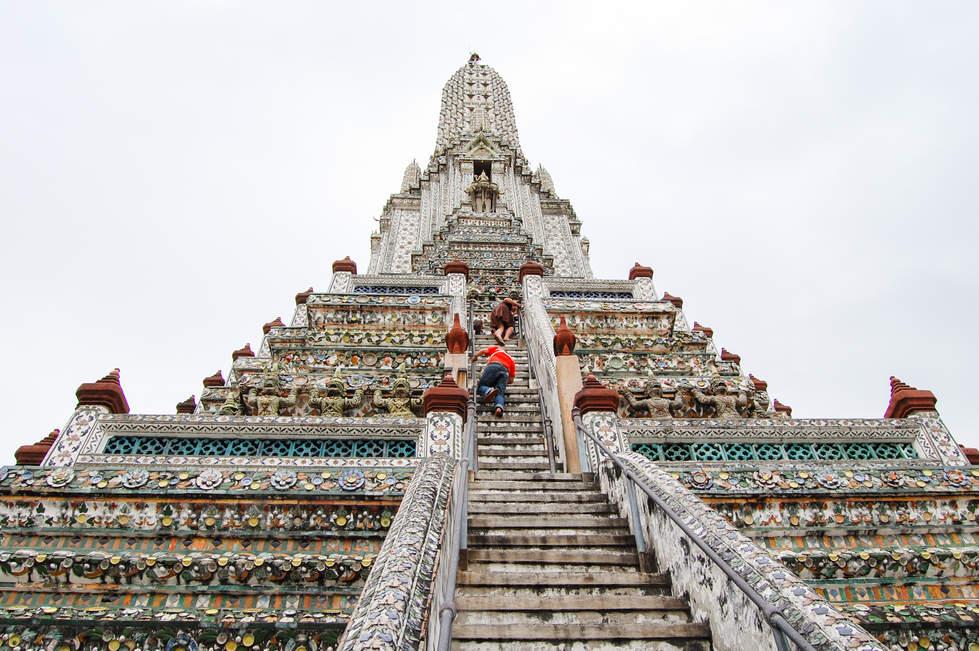 Świątynia Wat Arun w Bangkok