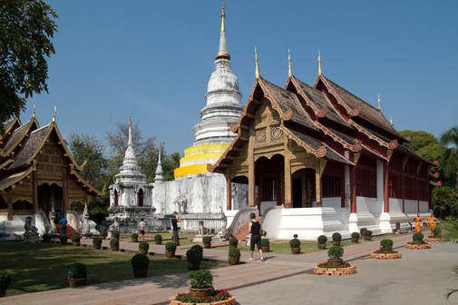 Świątynia Wat Phra Singh, Chiang Mai