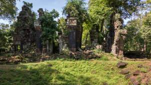 Ruiny Świątyń, Koh Ker