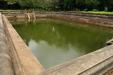 Starożytny basen, Anuradhapura