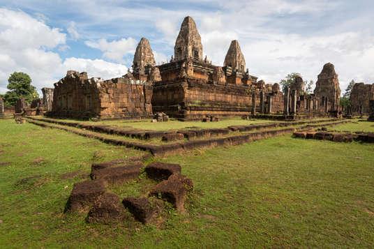 Świątynia Pre Rup, Angkor, Kambodża. Fotografia Maciej Rutkowski