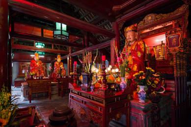 Świątynia Literatury w Hanoi, Wietnam