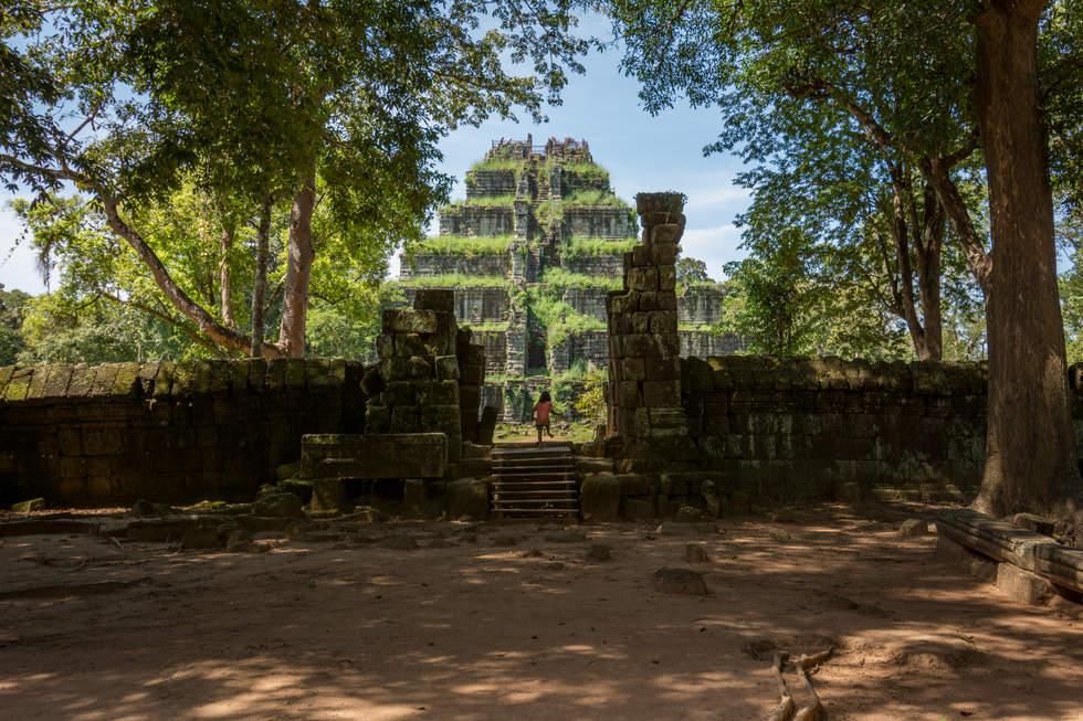 Prasat Thom, Kambodża