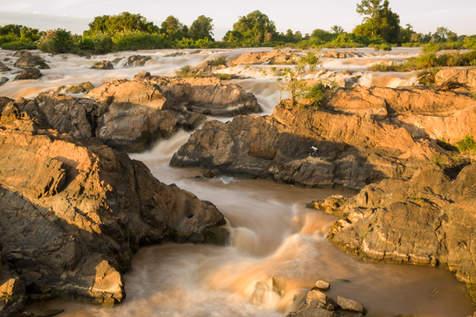 Wodospad Li Phi, Don Det