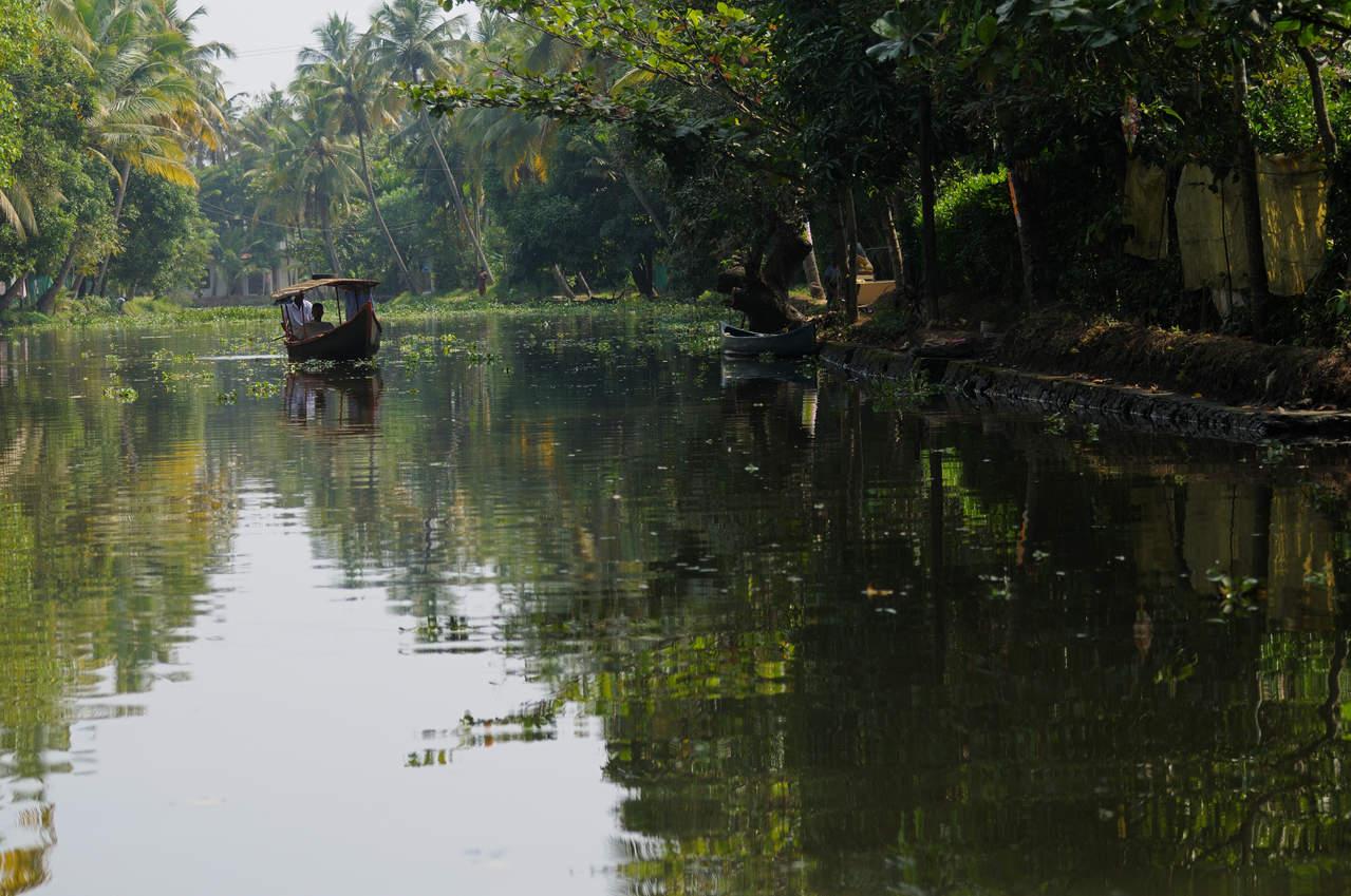 Rzeki Kerali