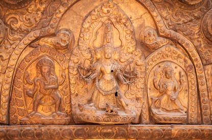 Płaskorzeźba , Patan