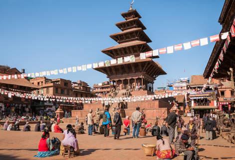 Świątynia Nyatapola, Bhaktapur