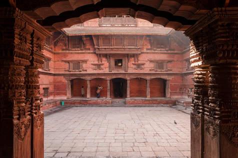 Zabytki Kathmandu