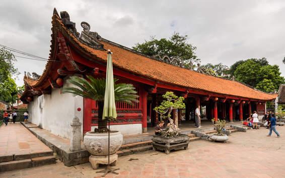 Świątynia Literatury, Hanoi