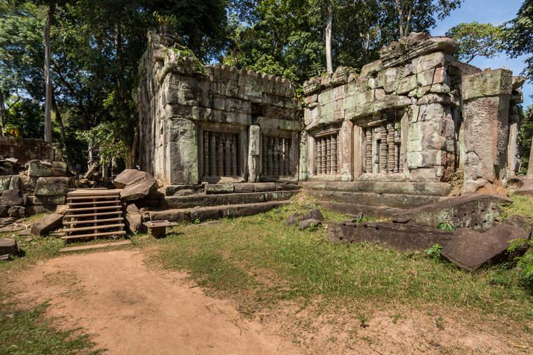Khmerskie Świątynie w Koh Ker