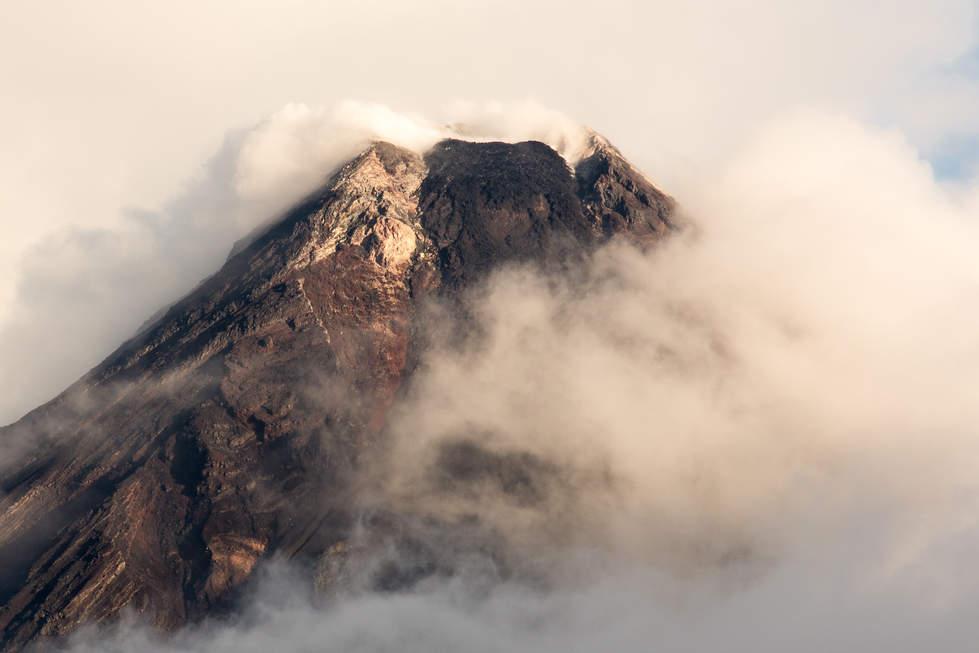 Krater Wulkanu Mayon, Filipiny