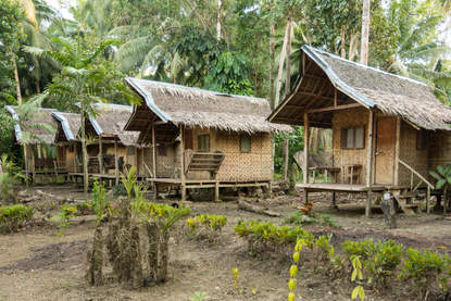 Bungalowy, Bohol